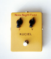 The Nola Night Fuzz.